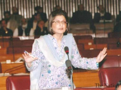 In National Assembly of Pakistan